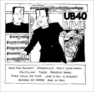 Ub40 - UB40 LIVE - Zortam Music
