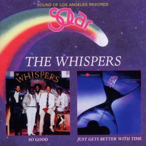 The Whispers - Just Gets Better With Time - Zortam Music