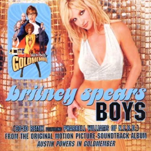 Britney Spears - Boys(Co-Ed Remix)-CDS - Zortam Music