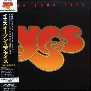 Yes - Open Your Eyes Lyrics - Zortam Music
