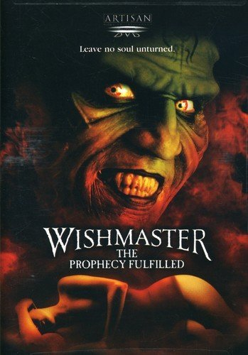 Wishmaster 4; The Prophecy Fulfilled / ����������� ������� 4 (2002)