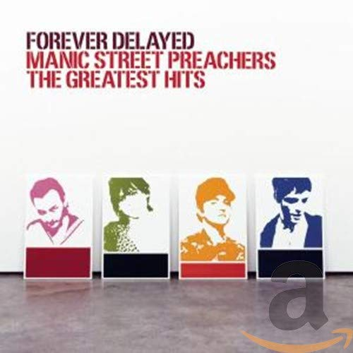 Manic Street Preachers - Forever Delayed: Greatest Hits Disc 1 - Zortam Music