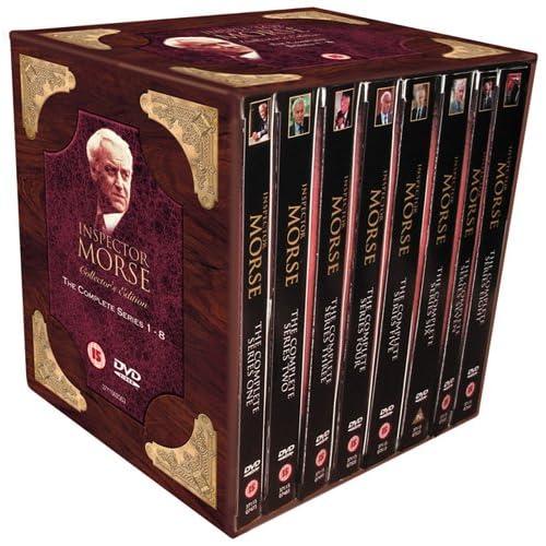 Morse Samlede 33 episoder