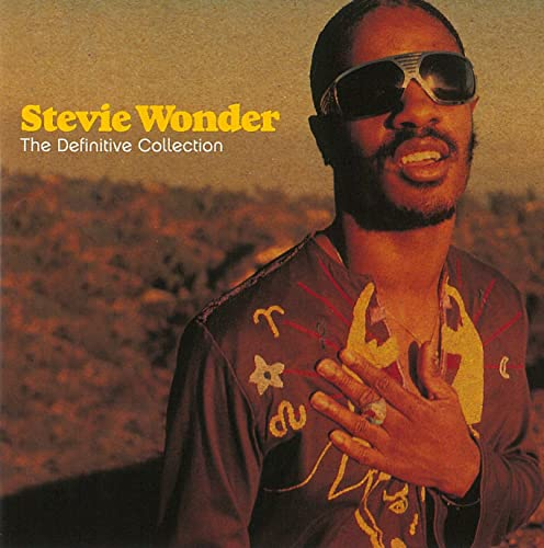 Stevie Wonder - The Definitive Collection (disc 1) - Zortam Music