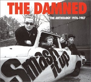 The Damned - Smash It Up: The Anthology 1976-1987 - Zortam Music