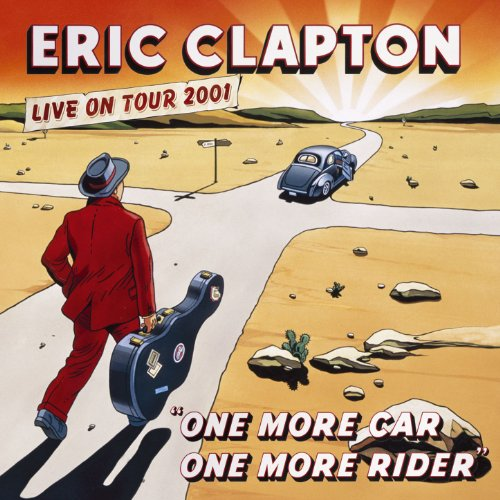 Eric Clapton - One More Car, One More Rider - Disc 2 - Zortam Music
