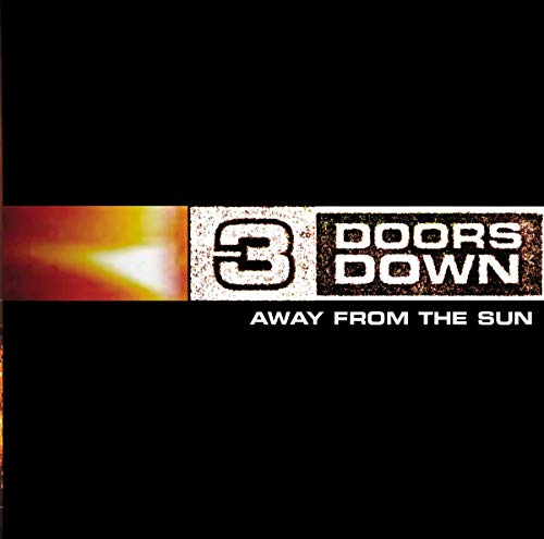 3 Doors Down - Away From The Sun - Zortam Music