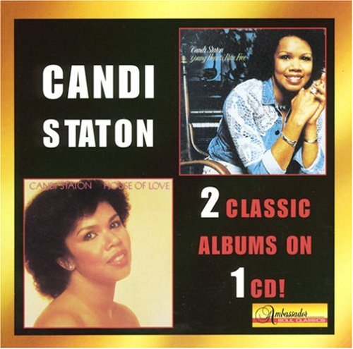 Candi Staton - Young Hearts Run Free - Zortam Music