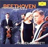 ベートーヴェン: 弦楽四重奏曲第13番 / モーツァルト:アダージョとフーガ 他