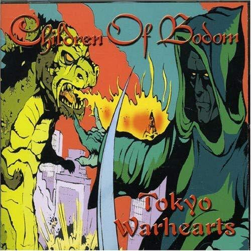 Children Of Bodom - Tokyo Warhearts (Live In Japan - Zortam Music