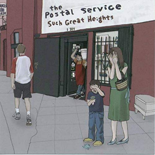 The Postal Service - Such Great Heights (Single) - Zortam Music