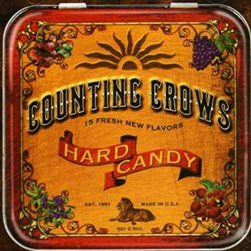 Counting Crows - Hard Candy (UK Promo Disc) - Zortam Music