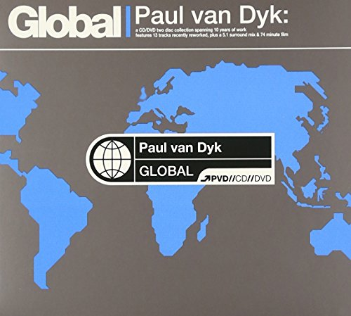 Paul Van Dyk - Global [CD + Region 1 NTSC DVD] - Zortam Music