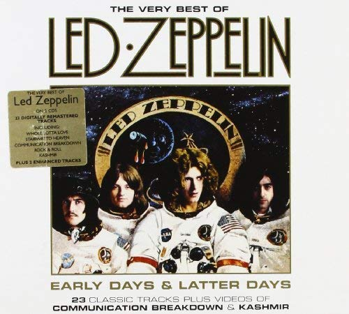 Led Zeppelin - Early Days and Latter Days - The Very Best of Led Zeppelin - Zortam Music