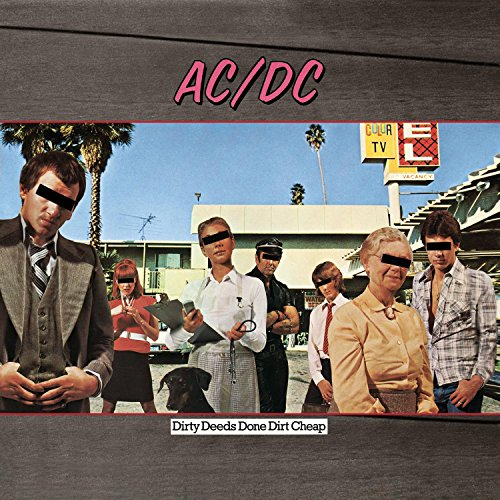 AC-DC - Dirty Deeds Done Dirt Cheap (Special Edition Digipack) - Zortam Music