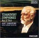 チャイコフスキー : 交響曲第4番ヘ短調 / 第5番ホ短調 / 第6番ロ短調 (悲愴)