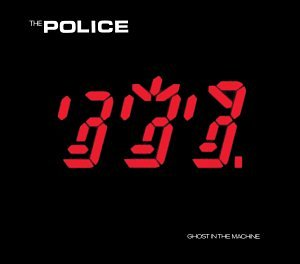 The Police - Ghost In The Machine [Digipak] - Zortam Music