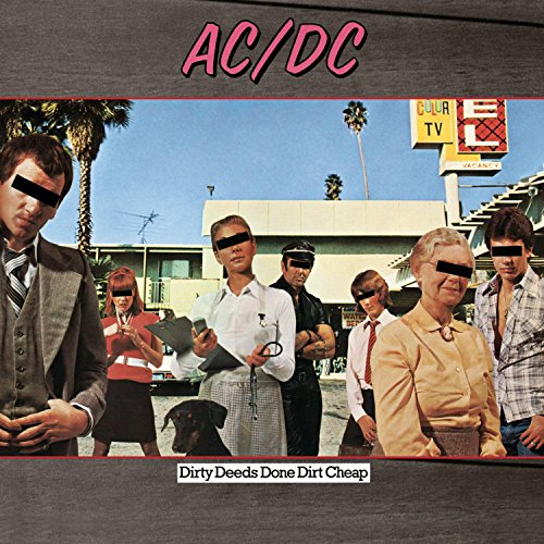 ACDC - Dirty Deeds Done Dirt Cheap (E - Zortam Music