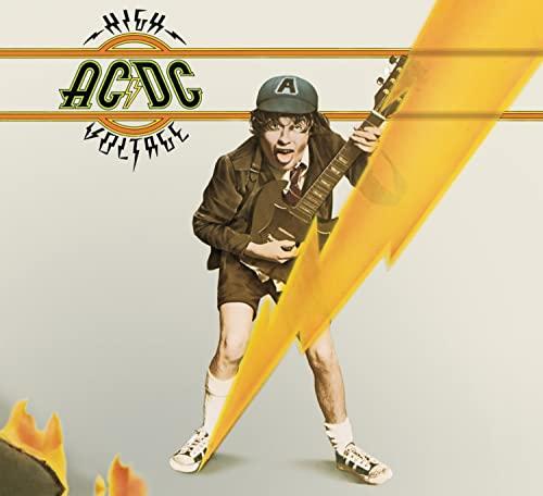 AC/DC - High Voltage (Australian) - Zortam Music