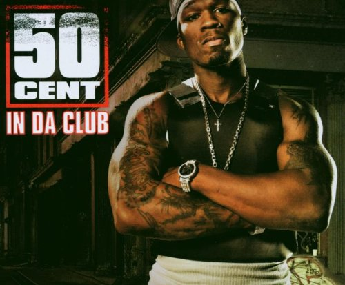 50 Cent - In The Club CD Single - Zortam Music