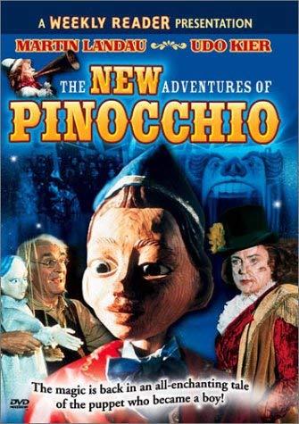 Новые приключения Пиноккио
