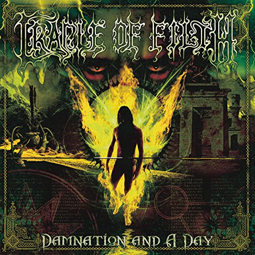 Cradle of Filth - Damnation & a Day - Zortam Music