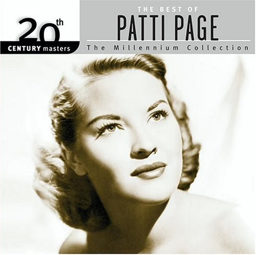 Patti Page - The Greatest Popular Pianist  The Artist