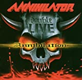 album art to Double Live Annihilation (disc 1)
