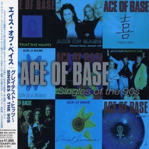 Ace of Base - Singles Of The