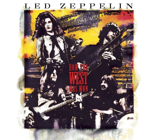 Led Zeppelin - How The West Was Won (Live) - Zortam Music