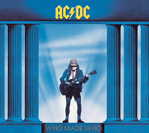 AC/DC - Who Made Who(Remastered) - Zortam Music