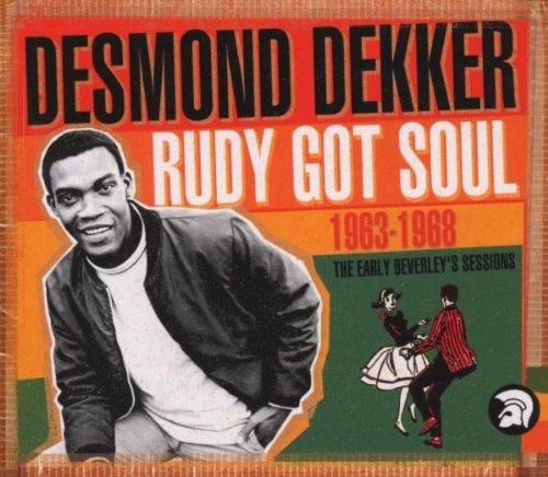 Desmond Dekker - Rudy Got Soul 1963-1968 (Disc 2) - Zortam Music