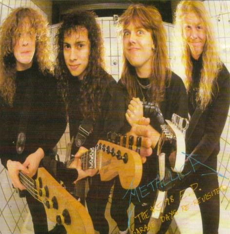 Metallica - Garage_Days_Re-Revisited - Zortam Music