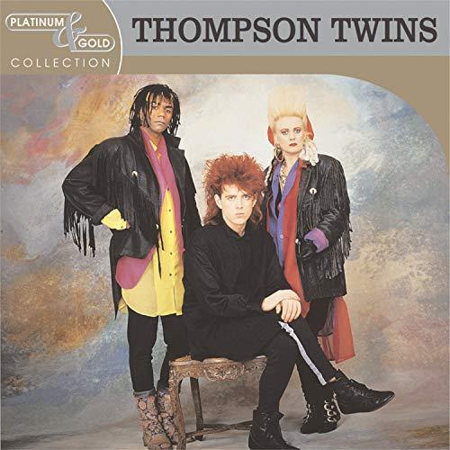 THOMPSON TWINS - Platinum & Gold Collection - Lyrics2You