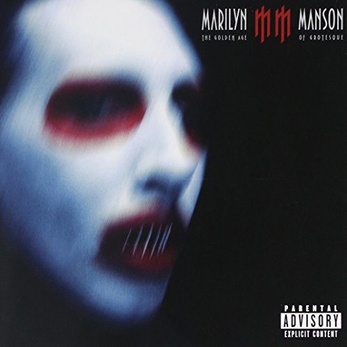 Marilyn Manson - Golden Age Of Grotesque - Zortam Music