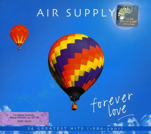 Air Supply - Forever Love: Greatest Hits - Zortam Music