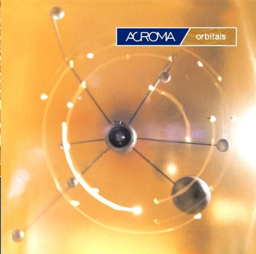 Orbitals by Acroma album cover