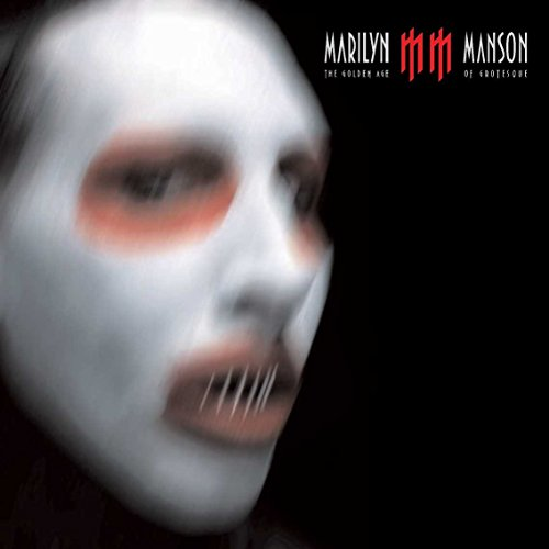 Marilyn Manson - The Golden Age of Grotesque [Bonus DVD] - Zortam Music