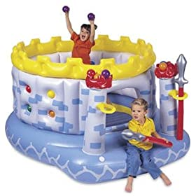 Jump-O-Lene Castle Bouncer