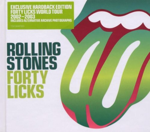 The Rolling Stones - 40 Licks (CD2) - Zortam Music