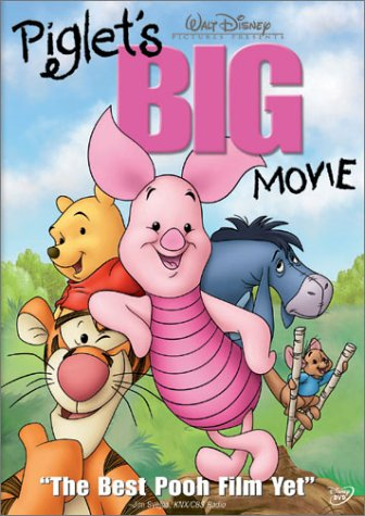 Piglet's Big Movie / Большое кино Пятачка (2003)