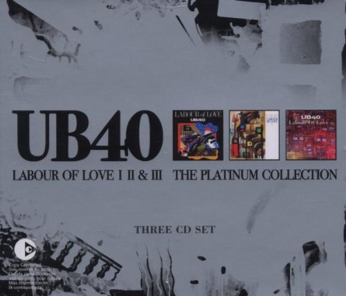 Ub40 - Labour of Love 2 - Zortam Music