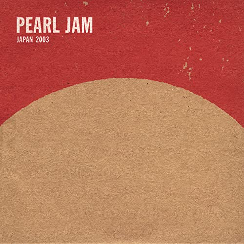 Pearl Jam - 2003: Riot Act: Tokyo Japan: M - Zortam Music