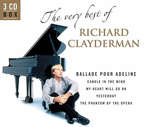 Richard Clayderman - The Very Best of Richard Clayderman - Zortam Music