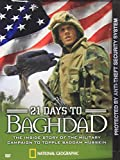 National Geographic's 21 Days to Baghdad DVD