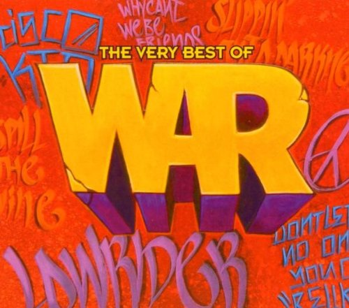 War - THE VERY BEST OF WAR CD2 - Zortam Music