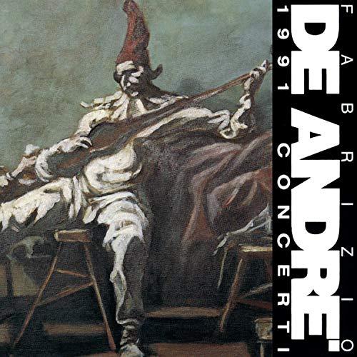 Fabrizio De André - 1991 Concerti - Zortam Music