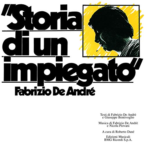 Fabrizio De André - Storia di un impiegato - Zortam Music