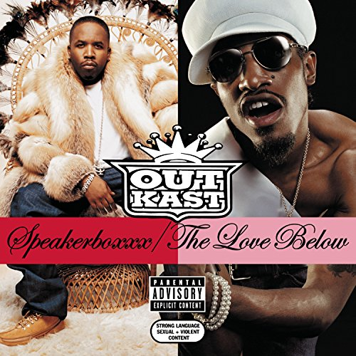 Outkast - Speakerboxxx, The Love Below (Disc 1) - Zortam Music