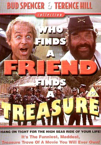 Who Finds a Friend Finds a Treasure / Найдёшь друга - найдёшь сокровище (1981)